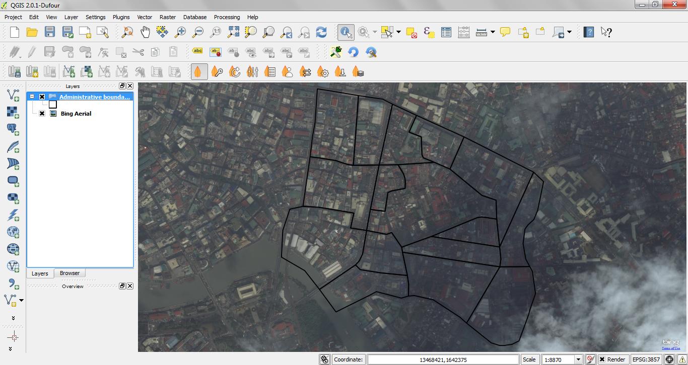 Qgis Manual Download Satellite Imagery google Maps on